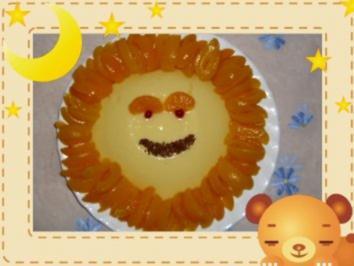 Herbstsonnen-Pudding - Rezept