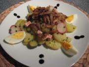 Bayrischer Kartoffelsalat - Rezept