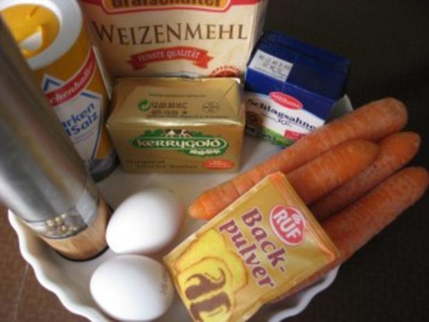 Möhren quiche - Rezept - Bild Nr. 2