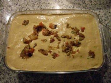 Rezept: Lasagne vegeteriana