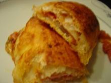 Käse-Schinken-Rollen - Rezept