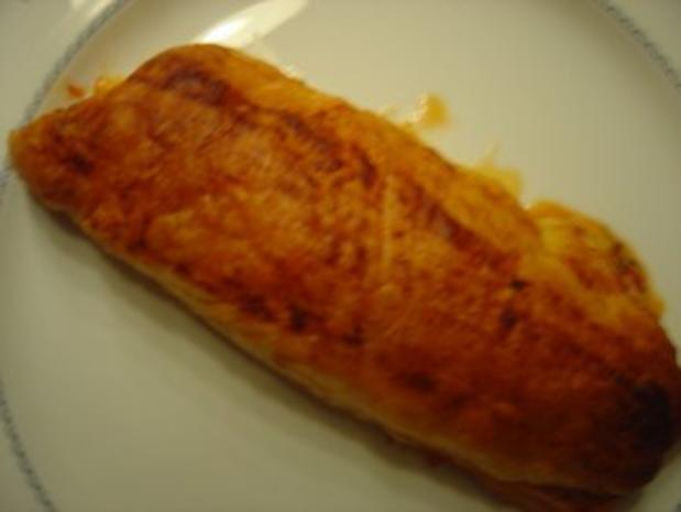 Käse-Schinken-Rollen - Rezept - Bild Nr. 2