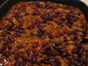 Rezepte fur chili con carne mit hackfleisch