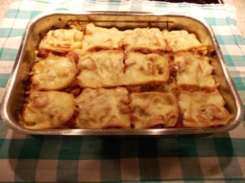 Kartoffel-Kraut-Auflauf mit Fleischwurst - Rezept