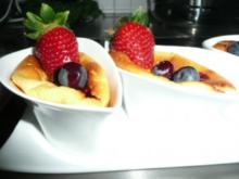 Dessert:Käsekuchen in der Tasse - Rezept