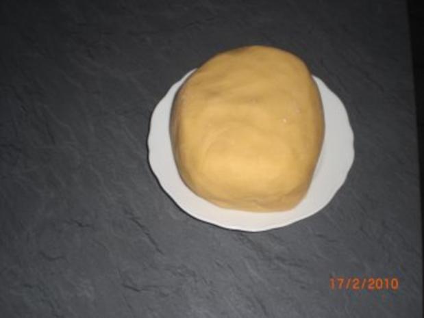 Gedeckter Apfelkuchen - Rezept - Bild Nr. 3