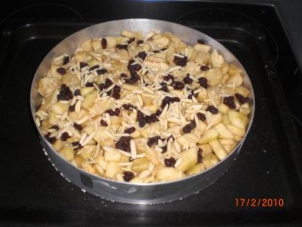 Gedeckter Apfelkuchen - Rezept - Bild Nr. 7