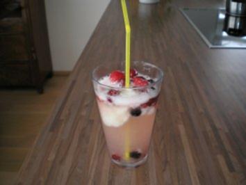 Fruchtige Erfrischung - Rezept