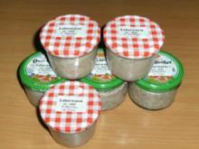 Wursten: Hausgemachte Pfälzer Leberwurst - Rezept