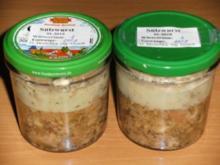 Wursten: Sülzwurst hausgemacht - Würz-Variante 2 - Rezept