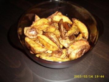Kartoffel Schiffchen - Rezept