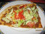 Türkische Pizza Lahmacun - Rezept