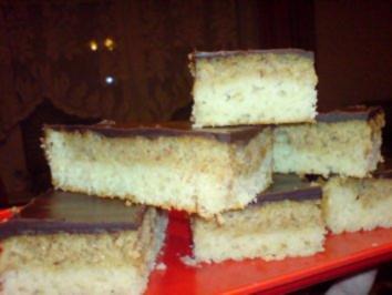Mandel-Kuchen - Rezept