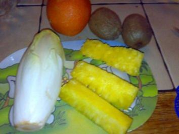 Salat: Vitaminbömbchen mit Hüftgold - Rezept