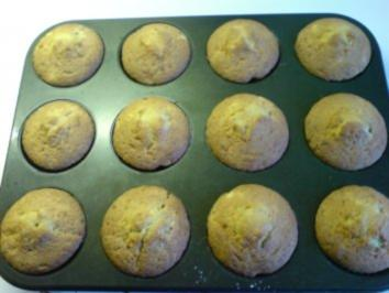 Apfel-Zimt Muffin - Rezept