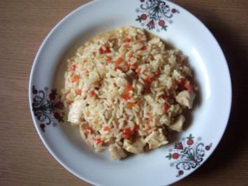 Pilaw aus der Türkei - Rezept