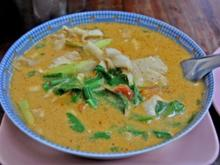 Tom Kha Gai - Rezept