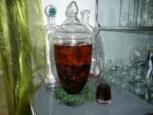 VORSPEISE/ENTRADAS:Tomaten getrocknete,eingelegt a la silke - Rezept