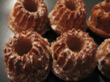 Fettarme Joghurt-Minigugelhüpfchen - Rezept