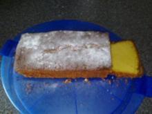 Apfelsinen-Kuchen - Rezept