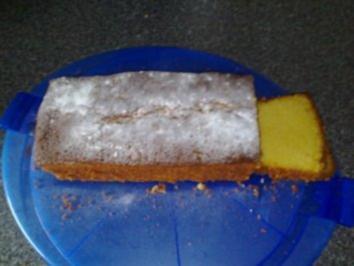 Rezept: Apfelsinen-Kuchen