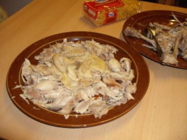 Hühnchen-Gemüse-Nudeltopf - Rezept - Bild Nr. 5