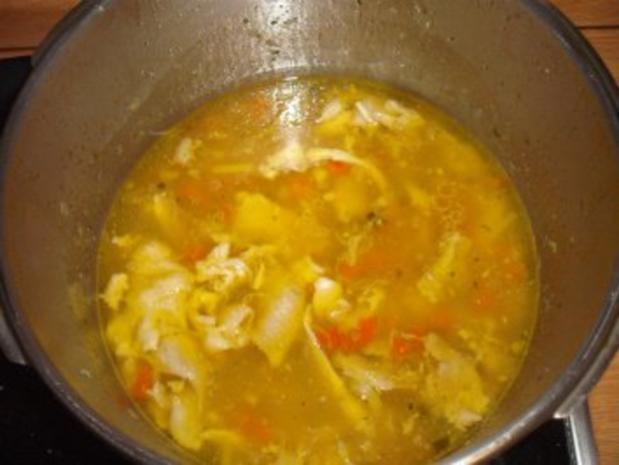 Hühnchen-Gemüse-Nudeltopf - Rezept - Bild Nr. 7