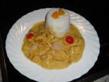 Tropic Curry - Rezept