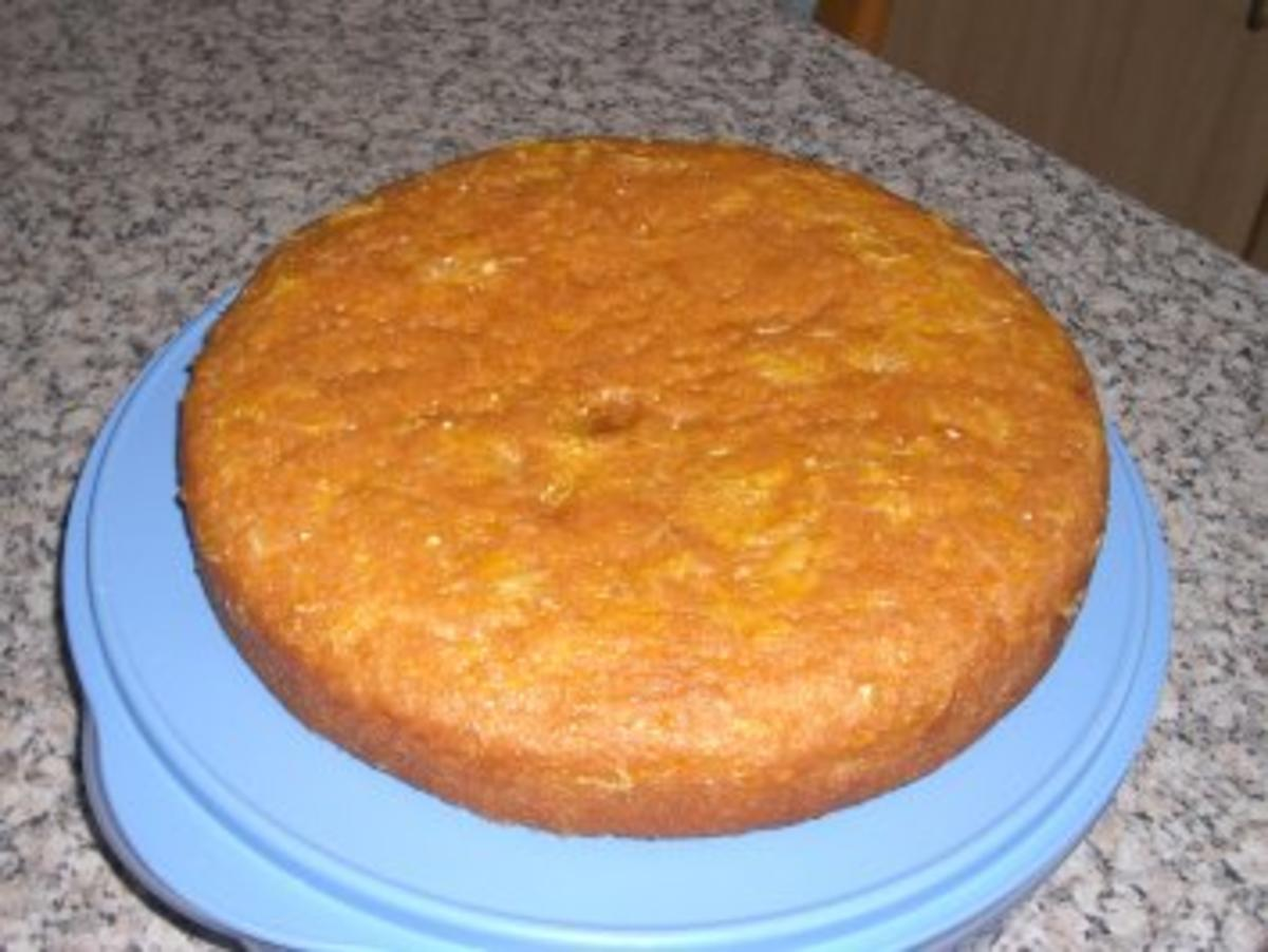 Zitronenkuchen (Springform) Rezept Gesendet von soledad