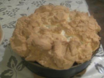 Rharbarber-Kuppel-Torte - Rezept