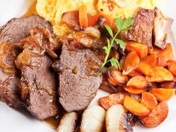 Rezept: Roastbeef-Braten klassisch