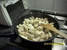 Hahnchen-Nudel-Pfanne - Rezept