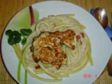 Puten-Piccata in weißem Tomatenrahm - Rezept