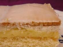 Zitronen-Butterkeks-Kuchen - Rezept