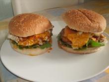 Aussie-Burger (auch Work-Burger oder Burger with a lot genannt) - Rezept
