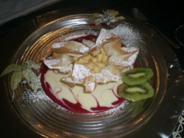 Äpfel im Filloteig - Rezept - Bild Nr. 2