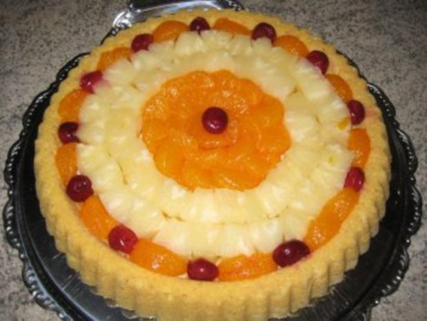 Tortenboden Für Jede Art Obstkuchen Rezept Kochbarde