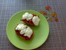 Italienische Crostini - Rezept