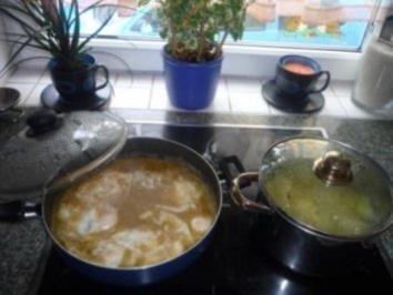 Oma´s Süß-Saure-Eier - Rezept