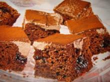 Kuchen + Torten : Kohlestückchen - Rezept