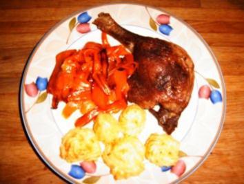 """""""Dinner for two"""" Part III - Rezept"""