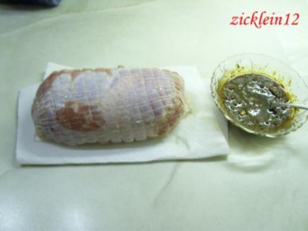 Putenrollbraten aus dem Ofen - Rezept - Bild Nr. 2