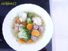 Schatzis - Frühlingssuppe - Rezept