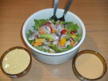 Fisch: Bunter Matjes-Salat - Rezept