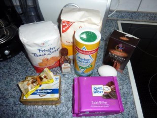 Double Chocolate Cookies - Rezept - Bild Nr. 2