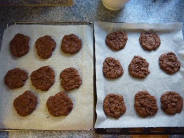 Double Chocolate Cookies - Rezept - Bild Nr. 8