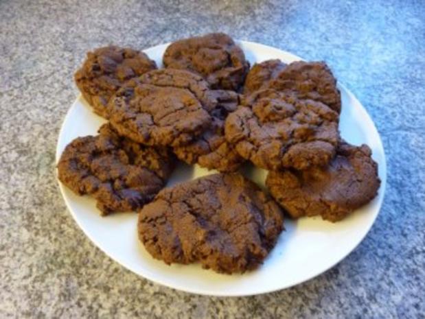Double Chocolate Cookies - Rezept - Bild Nr. 9