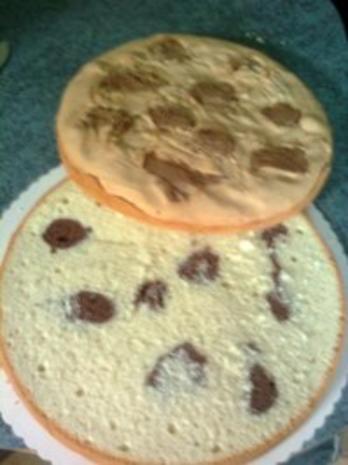 Mokkasahne Torte - Rezept - Bild Nr. 2