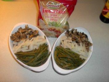 Rezept: Gemüse - Kartoffel - Auflauf