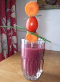 Powerdrink, gesundes Frühstück - Rezept